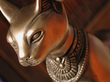 egyptian cat gods