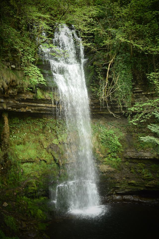 Glencar Waterfall; Co. Leitrim, Ireland