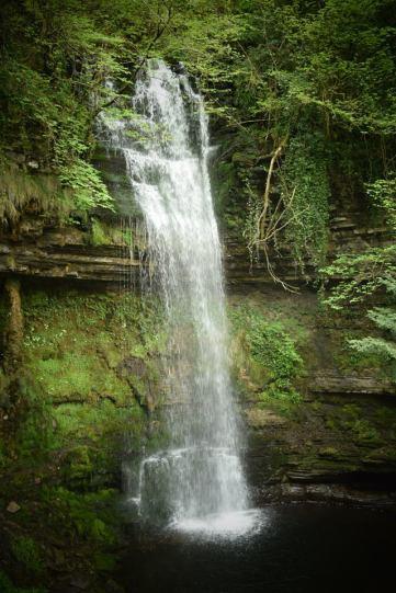 Glencar Waterfall; Co. Leitrim, Ireland