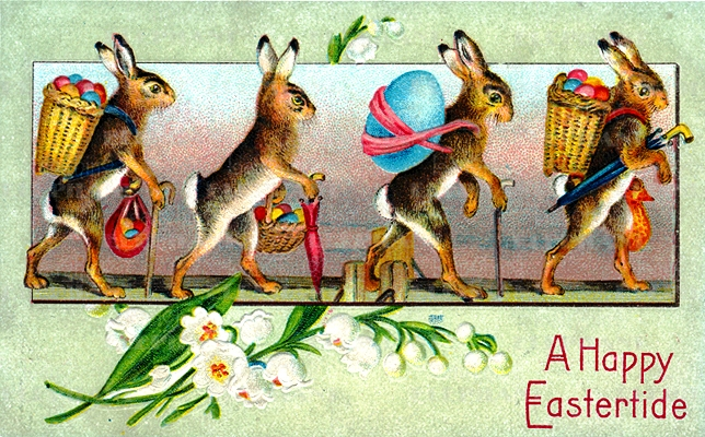 Spare a Rabbit by Saying NO to Bunnies this Easter