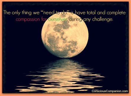 Full Moon_compassion_self Love Quotes_conscious Companion