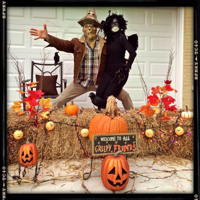 Martin Family Halloween 2015