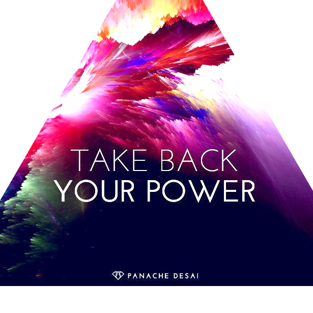 take back your power _conquering fears
