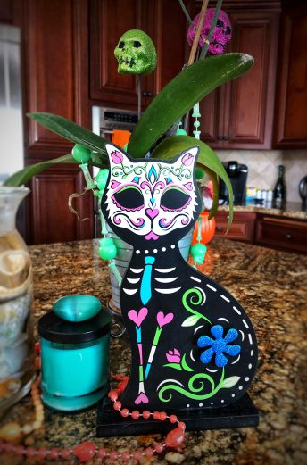day of the dead_Conscious Companion_cats