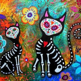 Day of the dead_pets (1)