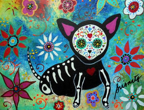 Day of the dead_pets (2)